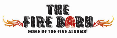 THE FIRE BARN Restaurant - Home of The Five Alarm Pizza